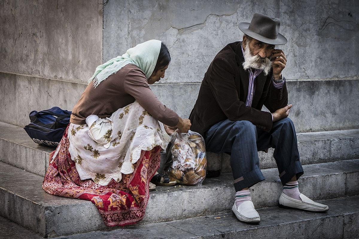 Palermo, Sicilien.Der er langt mellem rig og fattig på Sicilien.