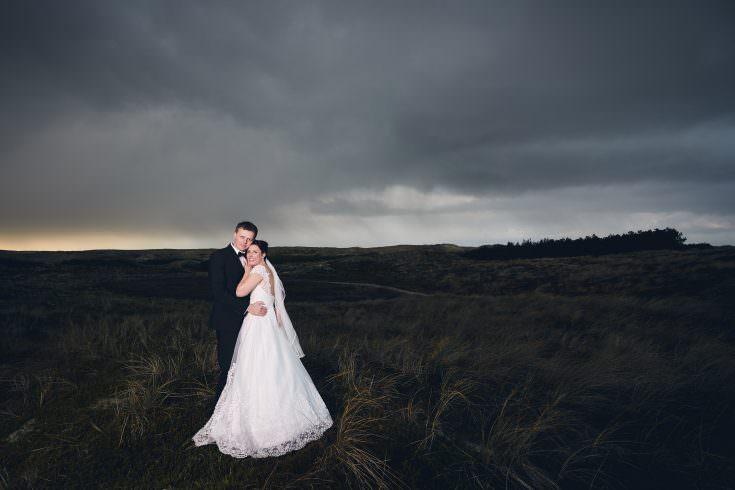 Bryllupsfoto med AD600 og rigeligt med power
