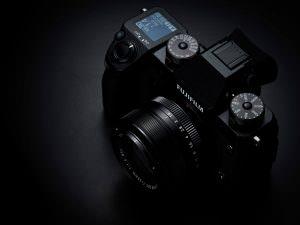 Fuji X-H1 design